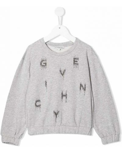 Sweter - szary Givenchy