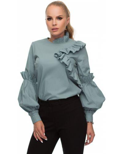 Блузка прямая с рюшами Петербургский Швейный Дом