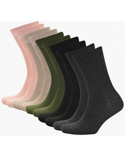 Носки набор черные Brave Soul