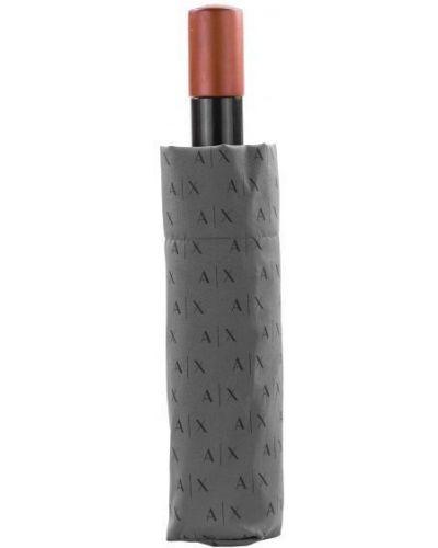 Зонт черный Armani Exchange