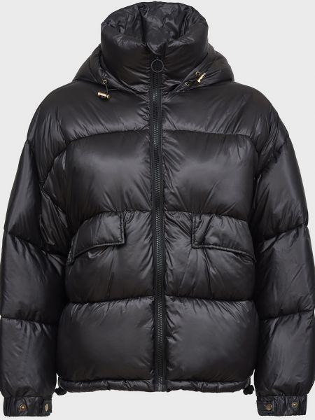 Куртка на молнии - черная Twin-set