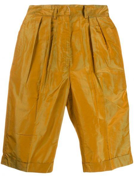 Укороченные брюки с поясом Jean Paul Gaultier Pre-owned