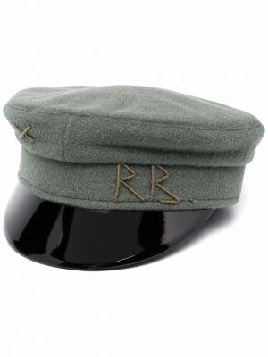 Кепи - зеленое Ruslan Baginskiy