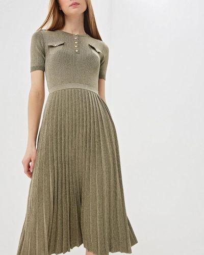 Платье хаки Lusio