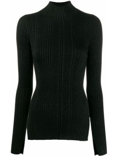 Sweter na wysokości wyposażone Helmut Lang
