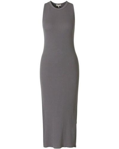 Szara sukienka długa Rag & Bone