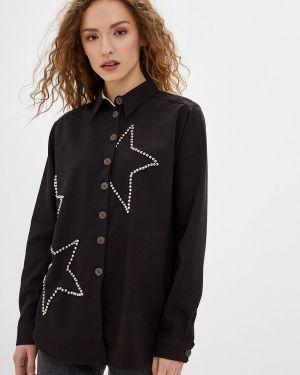 Рубашка черная Dali
