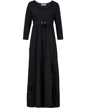 Платье макси с декольте ампир Bonprix