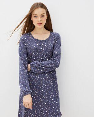 Платье - синее Nymos