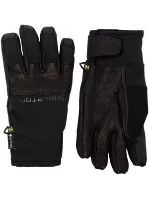 Czarne rękawiczki skorzane Burton Ak