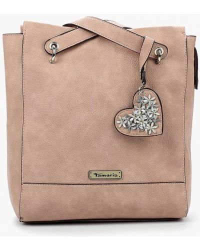 Рюкзак розовый Tamaris