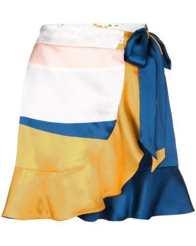 Синяя юбка Beau Souci