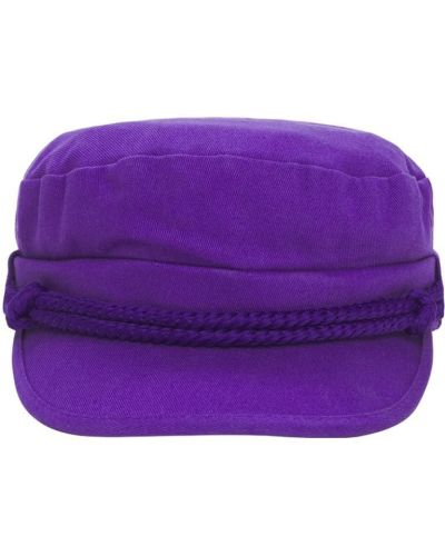 Берет - фиолетовый Mini Rodini