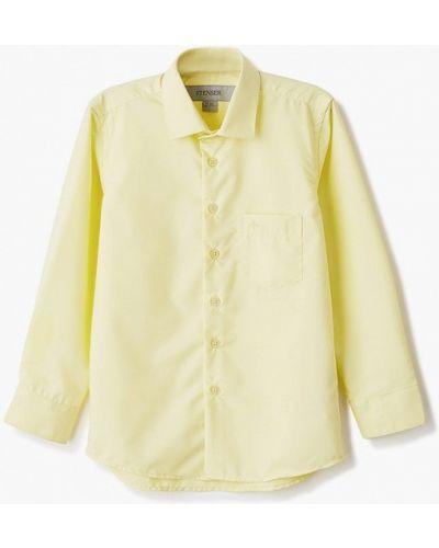 Желтая рубашка Stenser