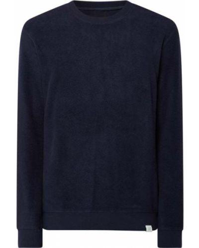 Niebieska bluza bawełniana Nowadays