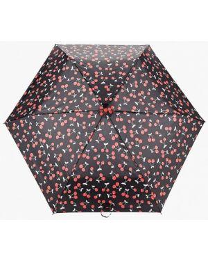 Черный складной зонт Marks & Spencer