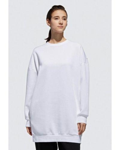 Толстовка 2019 белый Adidas