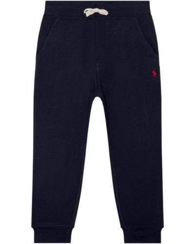 Spodnie dresowe granatowe Polo Ralph Lauren