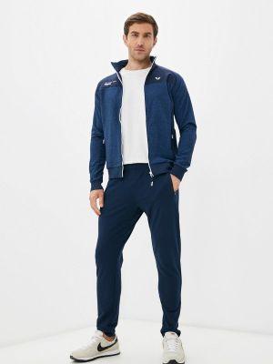 Синий спортивный спортивный костюм Bilcee