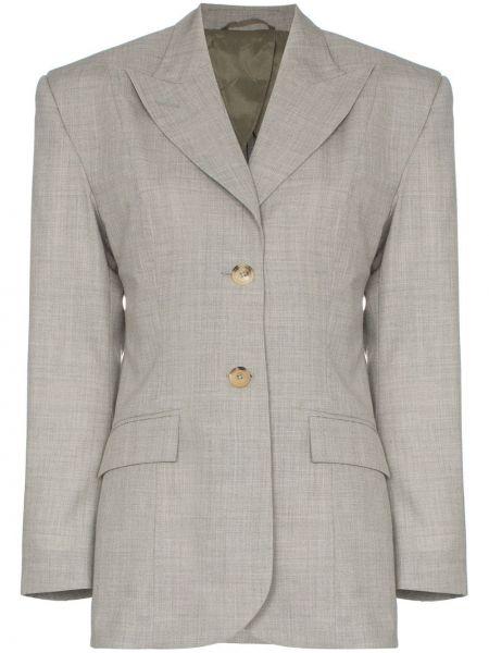 Пиджак с манжетами Wright Le Chapelain