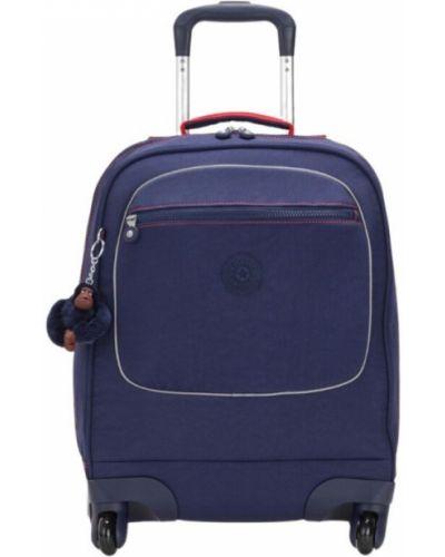 Niebieski plecak szkolny Kipling