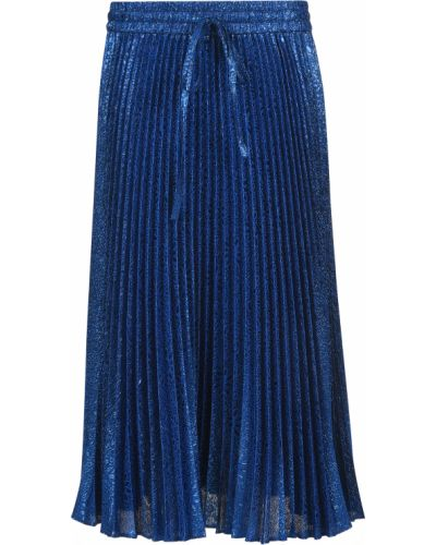 Юбка синяя Red Valentino
