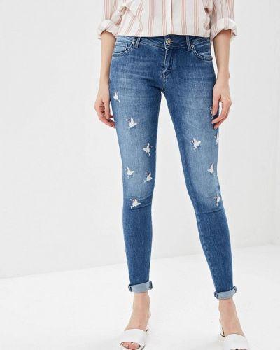 Прямые джинсы турецкий синие Gaudi