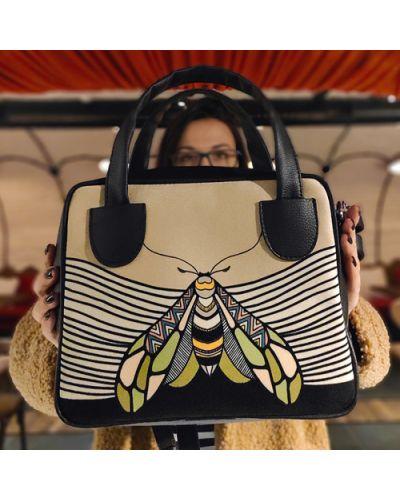 Бабочка с бабочкой на молнии с подкладкой Presentville