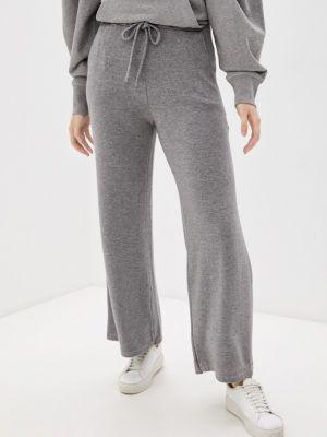 Повседневные серые брюки Tantra