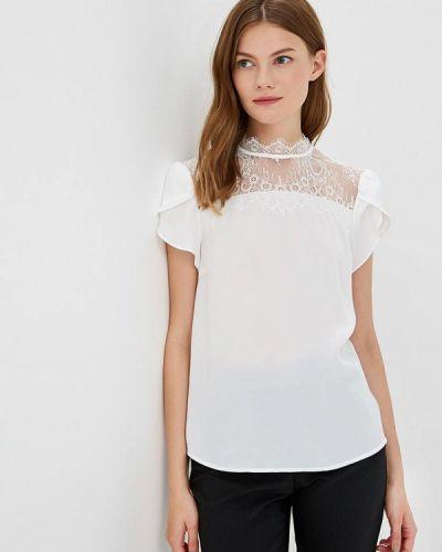 Белая кружевная блузка Zarina