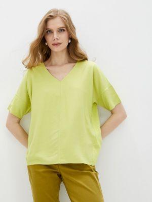 Зеленая блузка Gerry Weber