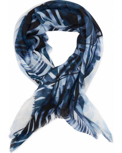 Niebieska szal Liu Jo