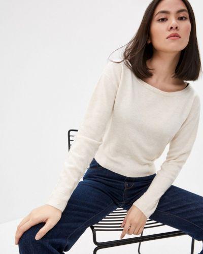 Джинсовый джемпер - бежевый Guess Jeans