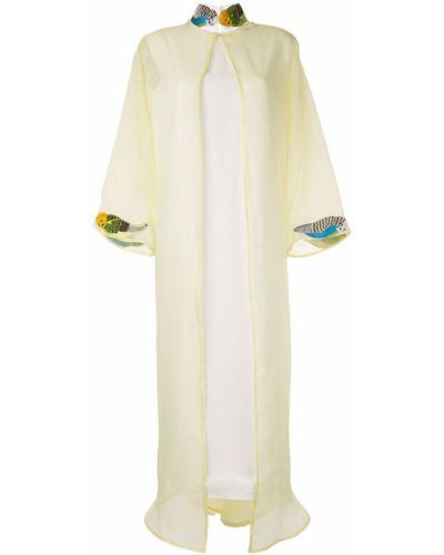 Платье миди с вышивкой Pose Arazzi