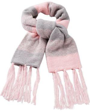 Розовый шарф Bonprix