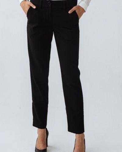 Нарядные черные модные брюки Vovk