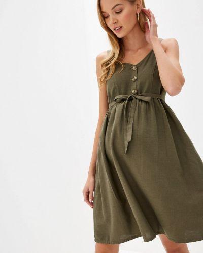 Платье для беременных платье-сарафан весеннее Mama.licious
