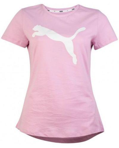 Спортивная футболка в полоску Puma