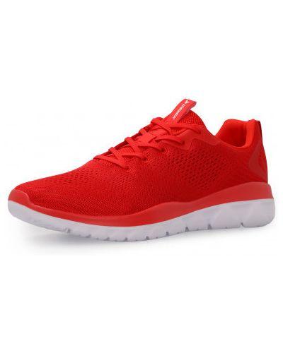 Легкие кроссовки - красные Demix