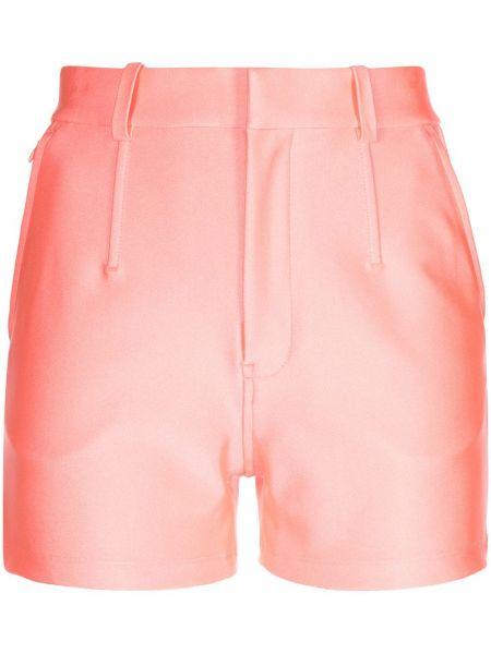 Нейлоновые шорты - розовые Alexander Wang