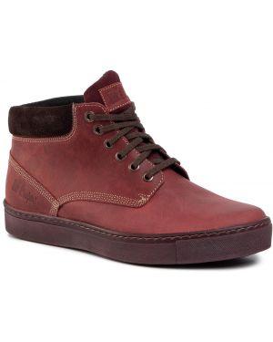 Buty czerwony Lee Cooper