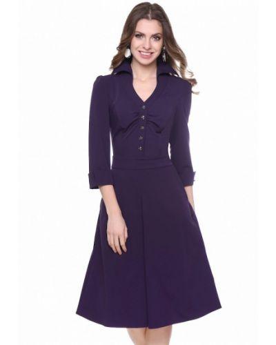 Деловое платье осеннее Olivegrey