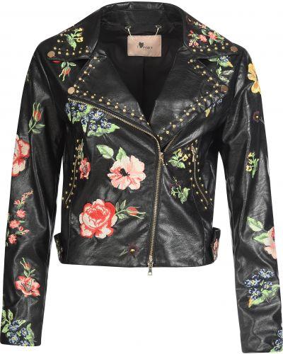Куртка осенняя черная Twin-set