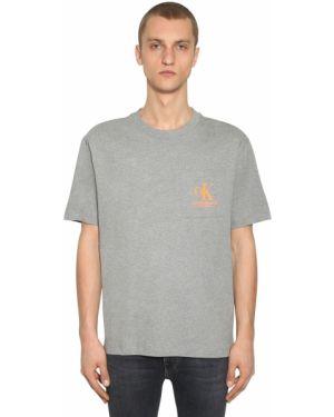 T-shirt bawełniany Calvin Klein Established 1978