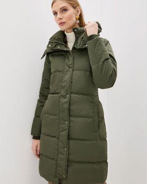 Зимняя куртка осенняя зеленая Soaked In Luxury