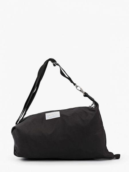 Спортивная сумка черная весенний Reebok