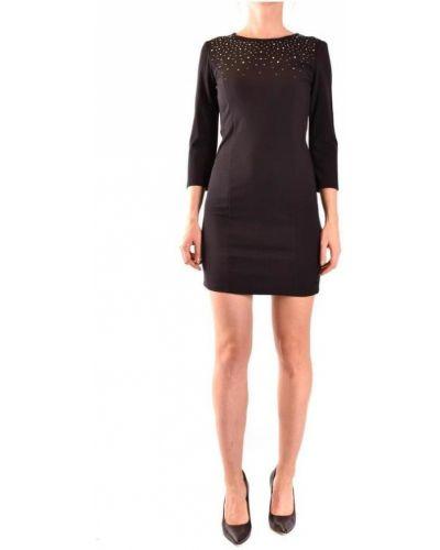 Sukienka - czarna Armani Jeans