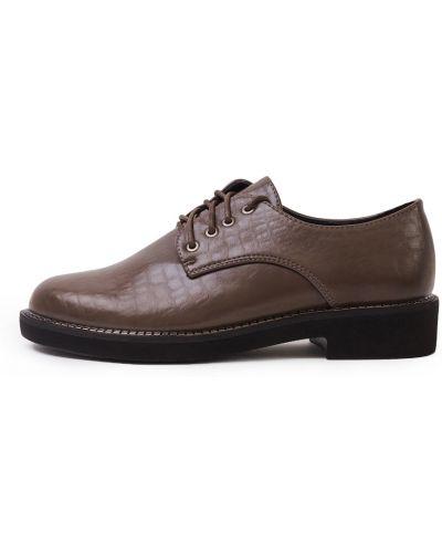 Туфли на каблуке кожаные классические Lacywear