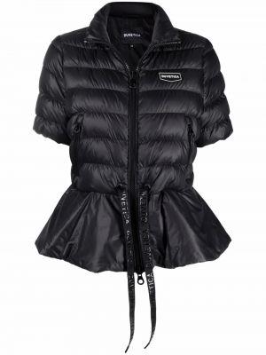 Пуховая куртка - черная Duvetica