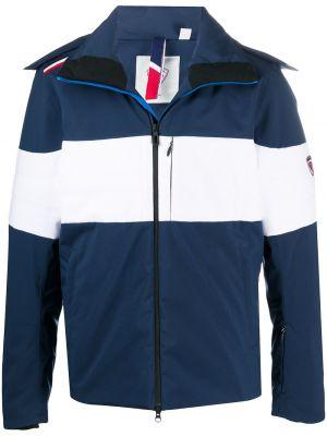 Куртка с капюшоном - синяя Rossignol